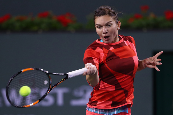 Halep's forehand could be key to this match (Getty Images/Julian Finney)