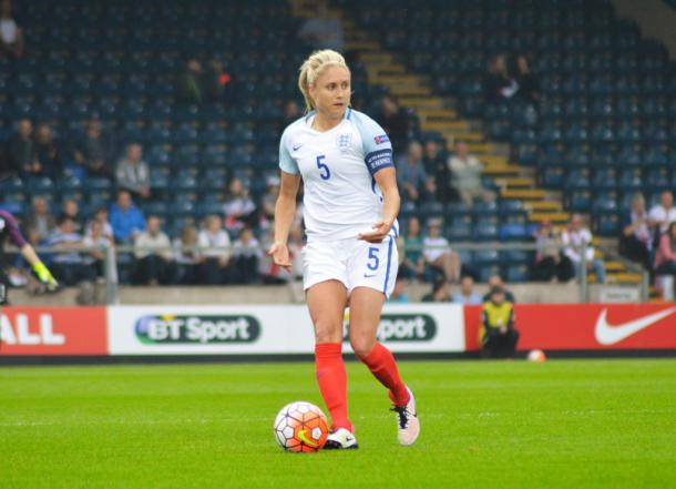 Houghton will lead her side into another major finals. | Image source: Gino D'Andrea - VAVEL