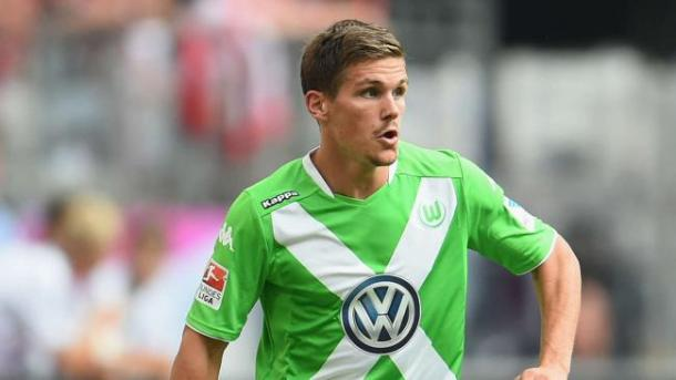 Jung has had limited opportunities since arriving at the Wolves. | Image source: Bild.de