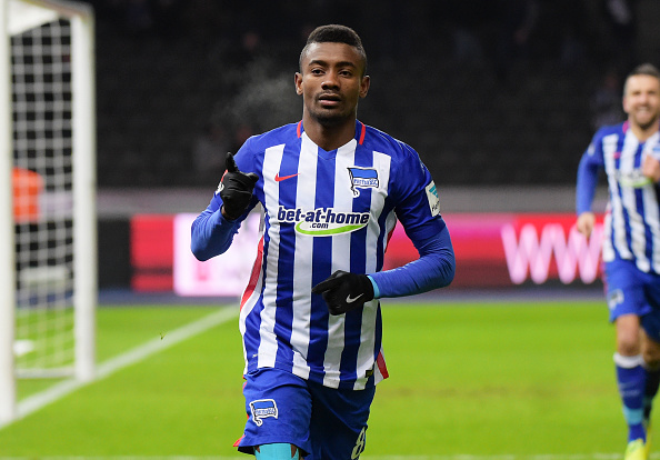 Can Kalou fire Hertha to victory this weekend? | Image source: Getty Images