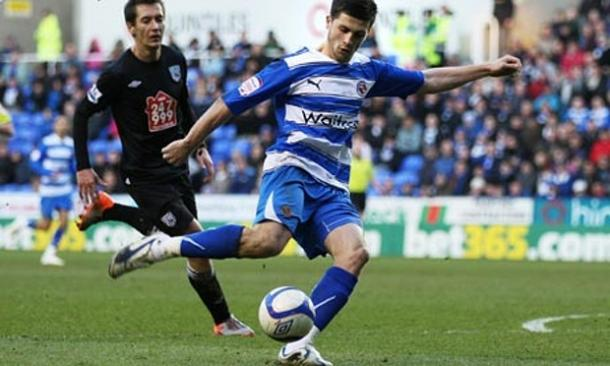 Shane Long, who turned out for both clubs, gave Reading the win last time these two sides met. | Image source: The Guardian
