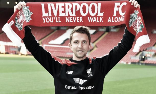 Scott Rogers became manager this year. | Source: liverpoolfc.com