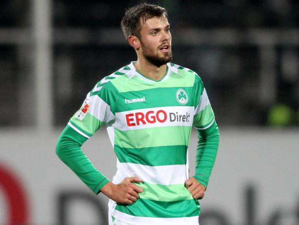 Thesker is hoping to rekindle his career in the Netherlands. | Image credit: kicker