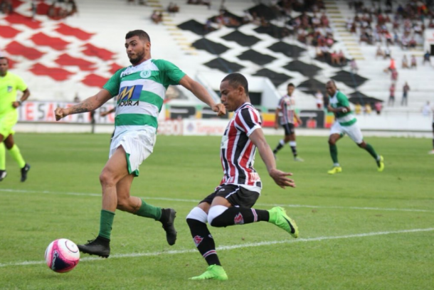 Divulgação/Santa Cruz Futebol Clube