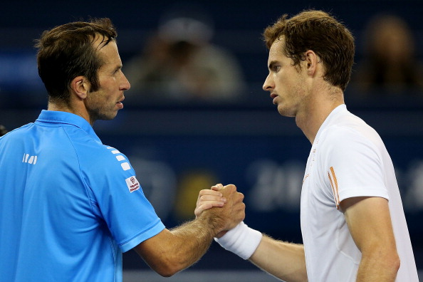 The pair's meeting will be only their third on clay (Photo: Getty Images/Matthew Stockman)