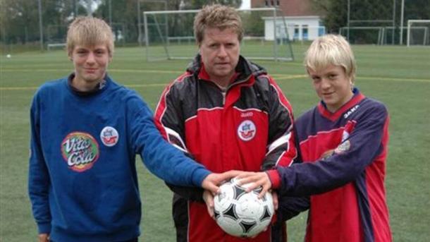 Instantánea de Toni Kroos en sus inicios en el mundo del fútbol | Foto: depor.com