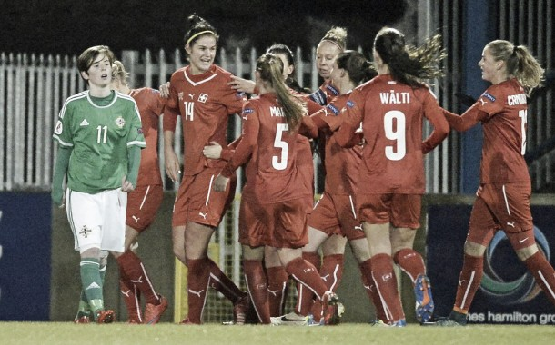 Northern Ireland will be out to make amends after their last group game. | Image credit: @SFV_ASF