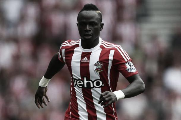 Sadio Mane was given a hefty price-tag of £40m by Southampton (image: dailystar.co.uk)