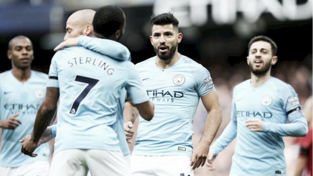 Fotografía: Pagina oficial del Manchester City