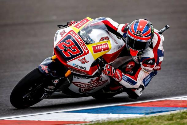 Lowes pushed Zarco all the way | Photo: Federal Oil Gresini Moto2