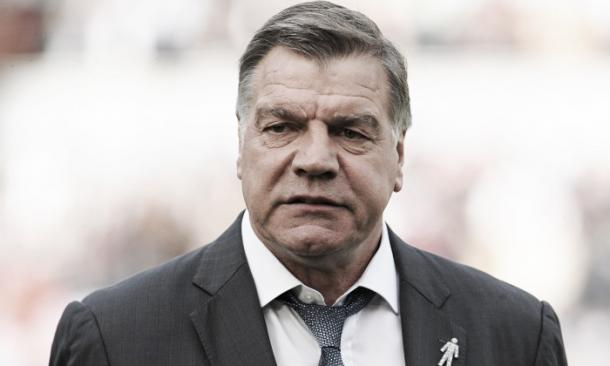 Will Big Sam be smiling come full-time? | Image: Getty Images