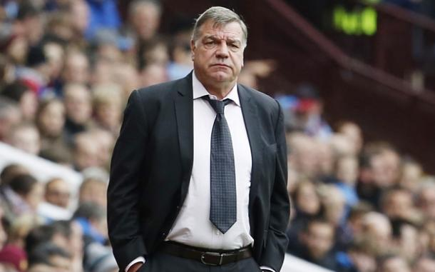 Allardyce is already looking for reinforcements. | photo: The Telegraph