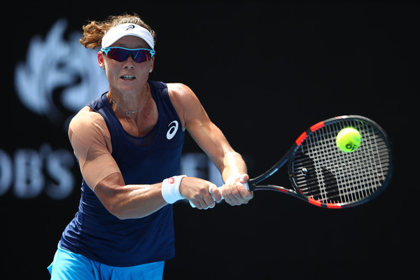 Samantha Stosur earned her first victory since the US Open last year | Photo: Clive Brunskill/Getty Images AsiaPac