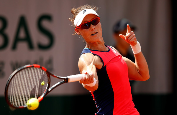 Samantha Stosur in action | Photo: Adam Pretty/Getty Images Europe