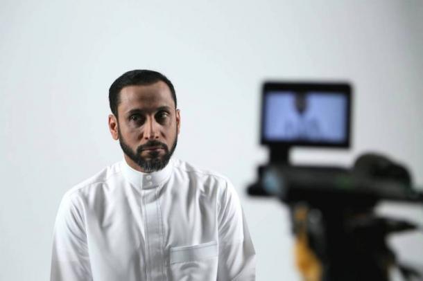 La leyenda del futbol saudí, Sami Al Jaber, tomó la presidencia hace un mes | Foto: InfoGlitz