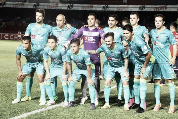 San Luis quiere cerrar bien el torneo   Foto: Atlético San Luis