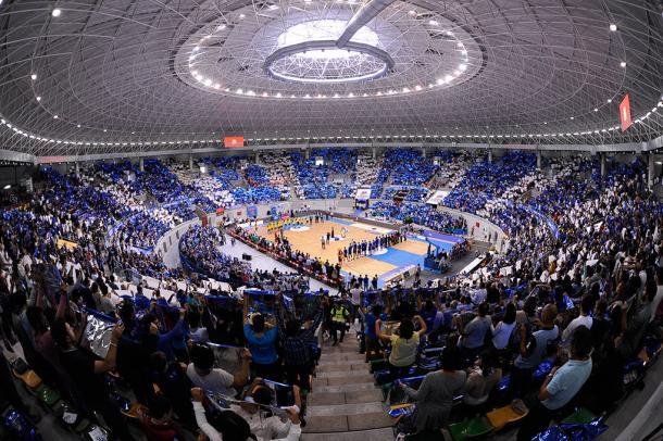 Coliseum Burgos. Foto: San Pablo Burgos.