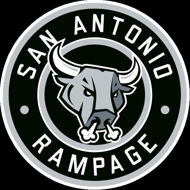 Logo de los San Antonio Rampage / Wikipedia