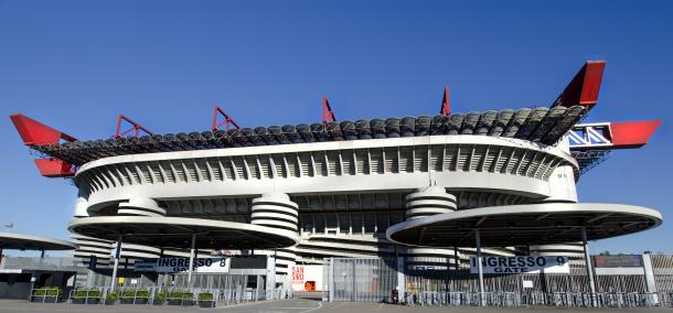 san Siro - Fonte: map2city.com