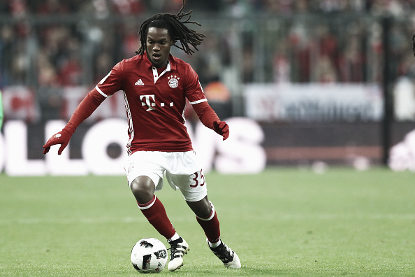 Renato Sanches chegou ao Bayern de Munique após se destacar no Benfica (Foto: Alexander Hassenstein/Bongarts/Getty Images)