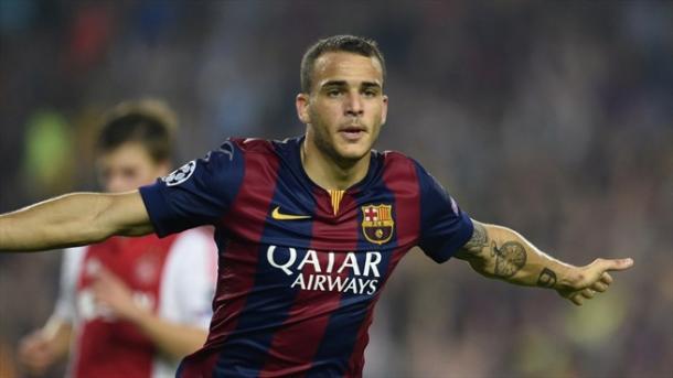 Sandro teve pouco espaço no Barça na última temporada e agora vai atrás de minutos (Foto: Getty Images)