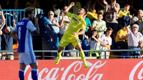 Nicola Sansone, twitter @VillarrealCF