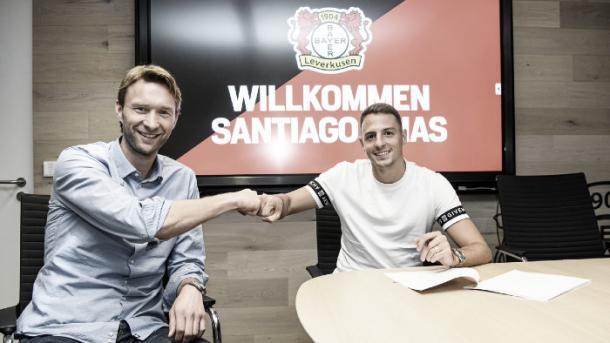 Foto: Bayer Leverkusen