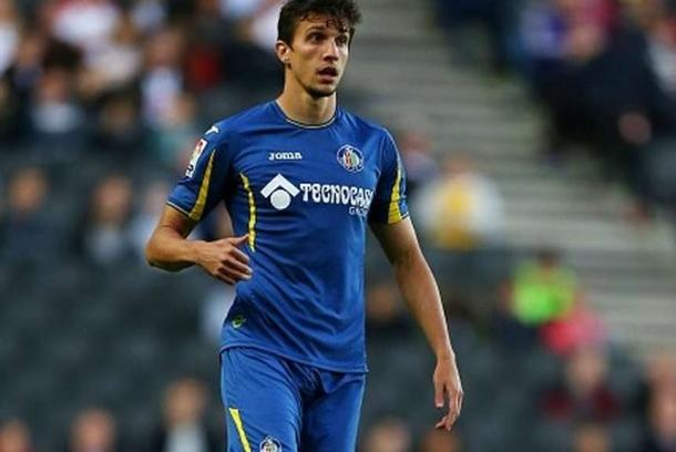 The defender spent the second-half of last season on loan at Getafe (Photo: Getty Images)