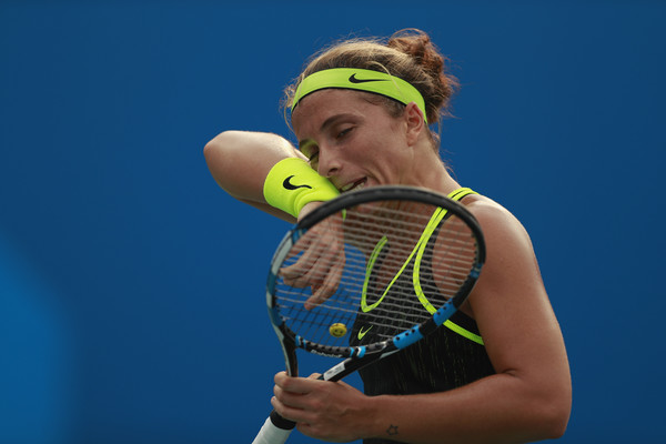 Sara Errani has been troubled by injury problems recently | Photo: Kevin Lee/Getty Images AsiaPac