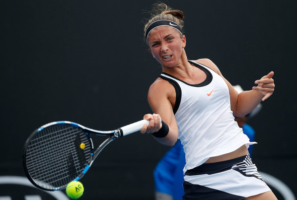 Sara Errani in action at the Australian Open | Photo: Darrian Traynor/Getty Images AsiaPac