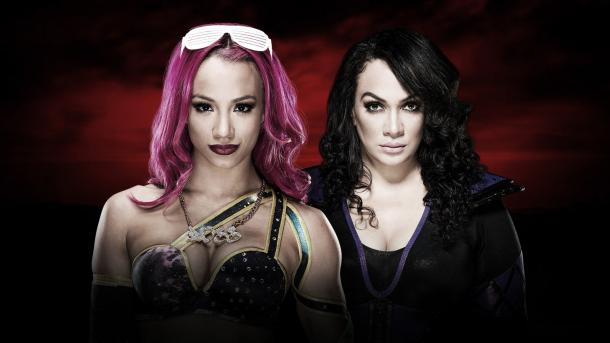 Could this be one half of a fatal four way at WrestleMania? Photo: WWE.com