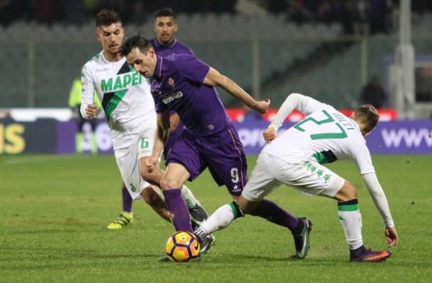 Fiorentina-Sassuolo 2-1, lanazione.it