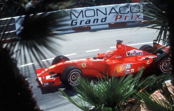 A Ferrari não vence em Mônaco desde o triunfo de Michael Schumacher em 2001 (Foto: Andreas Rentz/Bongarts/Getty Images)