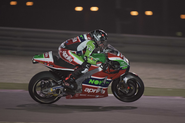 Aleix Espargaró en el GP de Qatar /  Foto: Getty Images AsiaPac