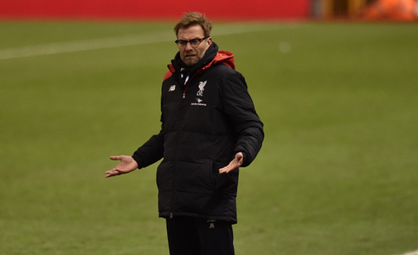Klopp was often left frustrated by Liverpool's decision-making. (Picture: Getty Images)