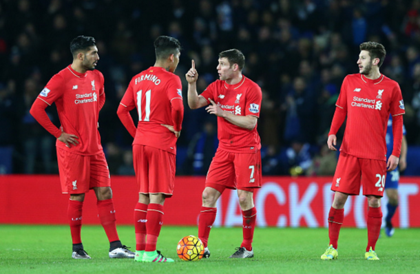 Liverpool disappointed in both ends of the pitch again at the King Power. (Picture: Getty Images)