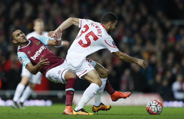 Stewart was one of the stand-outs in their 2-1 loss at West Ham United a week ago. (Picture: Getty Images)