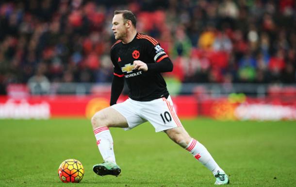 Rooney against Sunderland (Getty)