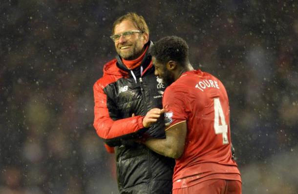 Jürgen Klopp would be making a mistake in letting go of someone with such vast experience. (Picture: Getty Images)