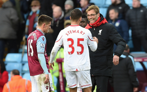 Stewart has earned plenty of praise from Klopp for his recent performances. (Picture: Getty Images)