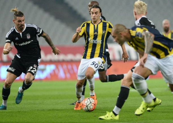 Marković has become a regular at Fenerbahce. (Picture: Getty Images)