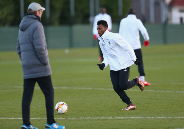 Sturridge will be key to Liverpool's hopes of success in both competitions. (Picture: Getty Images)