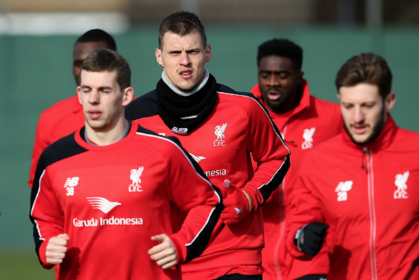Škrtel and Lallana are amongst those in contention for a place in Liverpool's matchday squad. (Picture: Getty Images)