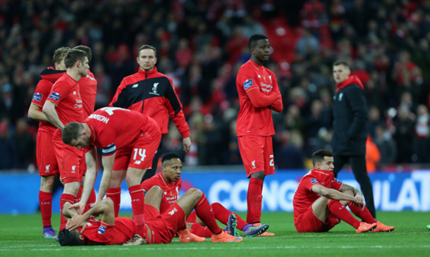 Klopp's squad have to bounce back from their final loss, this season and next. (Picture: Getty Images)