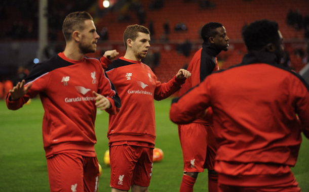 Henderson was impressed by Flanagan, who played in his first league game since May 2014. (Picture: Getty Images)