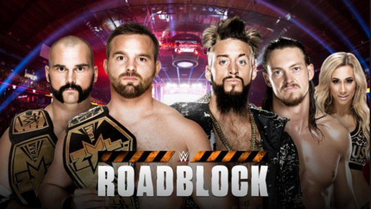 A match for the NXT Tag Team Championships have been announced (image: flickeringmyth.com)