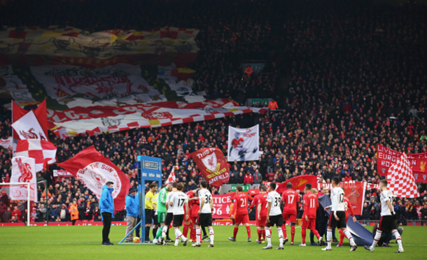 Anfield will surely be up for a mouthwatering European night.  (Picture: Getty Images)