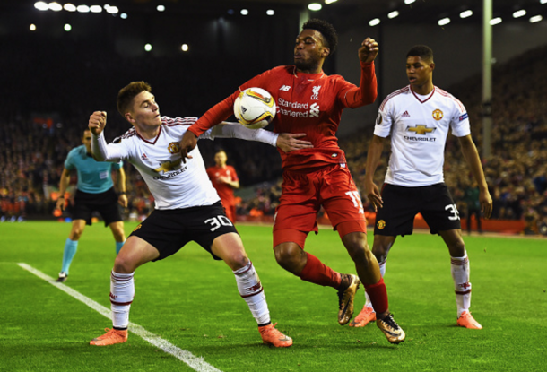 Sturridge hopes Liverpool can see out the rest of the job at Old Trafford. (Picture: Getty Images)