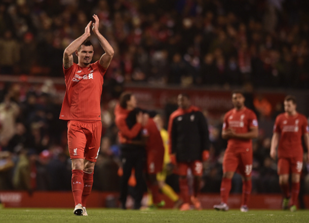 Lovren has been much improved in recent weeks. (Picture: Getty Images)