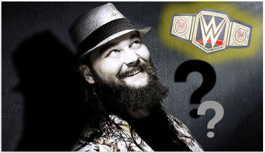 Could Bray Wyatt be a contender for the WWE Championship (image: kayfabenews.com & Joel Lampkin)